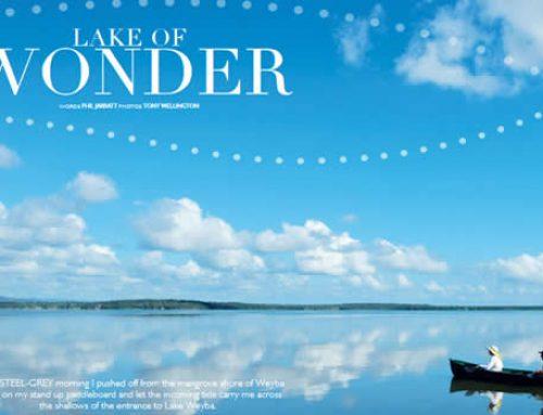 Lake of Wonder   Salt Magazine