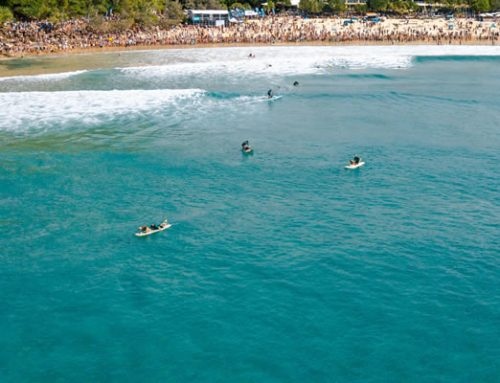 Drop in to Noosa Festival of Surfing